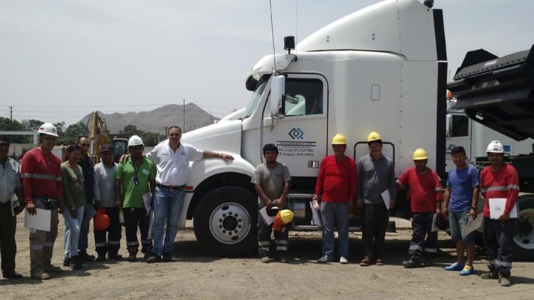 Capacitaciones sobre Neumáticos en C.M.R. S.A.C | AyP Internacional Importador Oficial de Kumho Tire para el  Perú