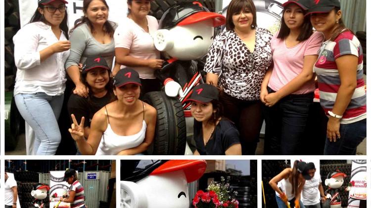 Día de la Mujer, Kumho Tire Peru